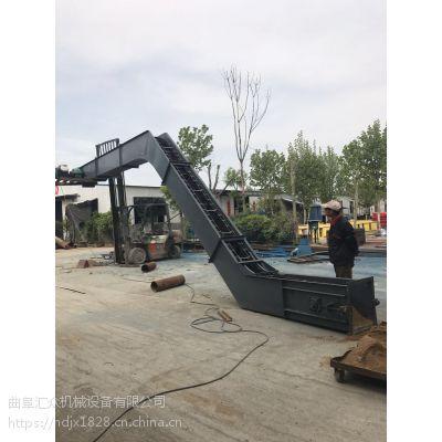 MZ刮板输送机价格防尘 链式输送机