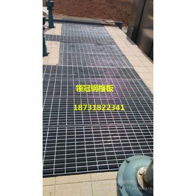 南昌锅炉平台钢格栅架|景德镇锅炉用平台栅架|化工厂平台踏步板|钢结构钢架平台格栅板