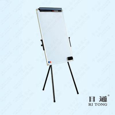 三脚移动展示写字板 可移动小型会议白板 日通白板厂家批发