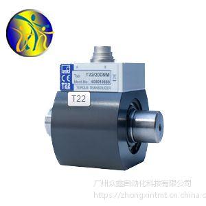 HBM T22/10NM扭矩传感器