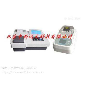 中西总磷测定仪/总磷检测仪带打印功能(中西器材) 型号:M182420