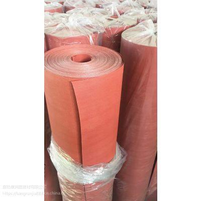 余姚电焊防火布 涂胶防火布价格 规格图片