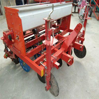 洋葱精播机 启硕家用四轮精播机 单人手推式汽油蔬菜播种机