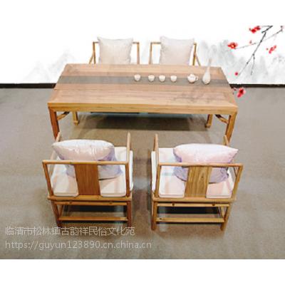 如何拥有双重气质——山东新中式家具