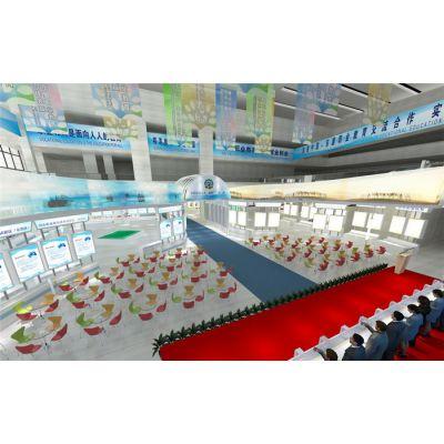 医疗展会设计-桂林医疗展会-卓航展览服务