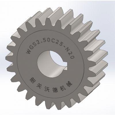 供应标准直齿轮【 M2.25 】,C型,精密齿轮,正齿轮