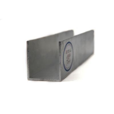 佛山铝材定制开模厂家直销U型槽铝型材