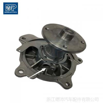 浙江德沛供欧系商用车冷却系配件新款daf达夫cf/xf卡车铝制冷却水泵2104576 2003494