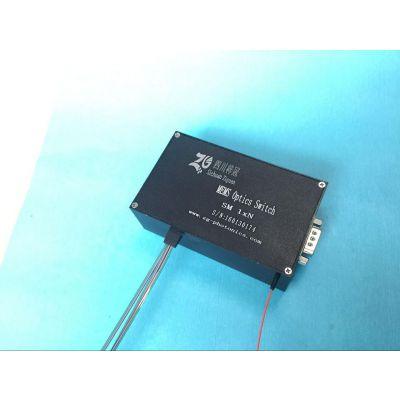 780nm 1*4机械光开关,电压5V、12V可选