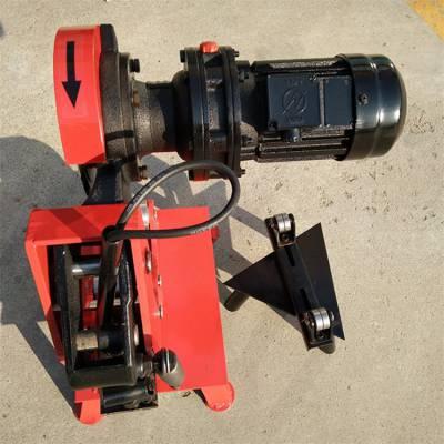 不锈钢管消防管道切管机 电动冷切管机割管机 消防管镀锌管切断机