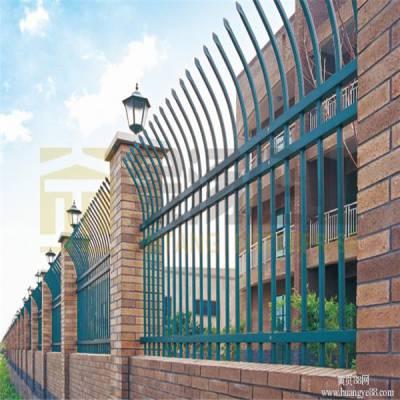 江门双横杆护栏 中山小区围栏现货 珠海公园防护栏供应