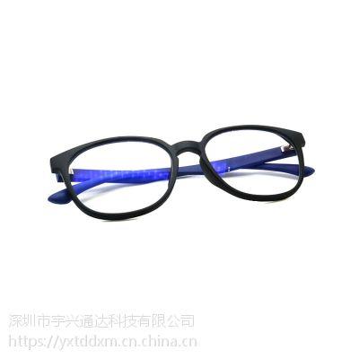 深圳负离子眼镜 石墨烯能量手机眼镜定制批发可贴牌厂家