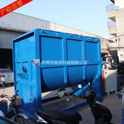 南通2吨大型塑料干粉搅拌机 四川油加热烘干拌料桶