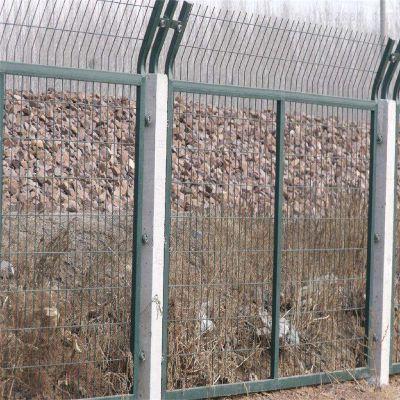大量批发护栏网铁路护栏8001_铁路防护栅栏8002