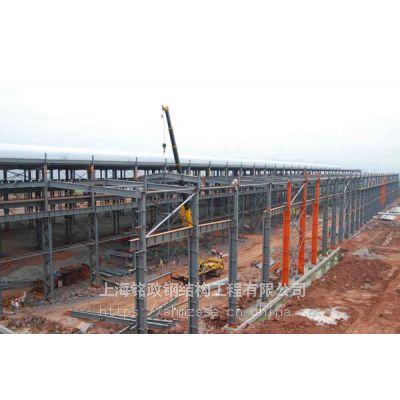 承接上海江苏钢结构厂房加固改造工程 无锡常州厂房装修工程报价