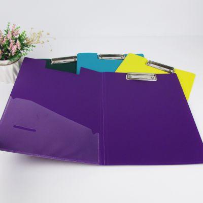 PP塑料板夹 活页文件夹 活页文件夹力夹 学生书写垫板