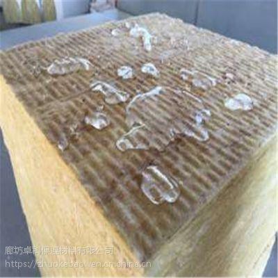 低密度70kg岩棉板 竖丝岩棉隔离带每立方价格