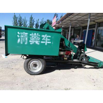 牛场自走式清粪车 柴油动力清粪车 猪圈牛圈清理设备