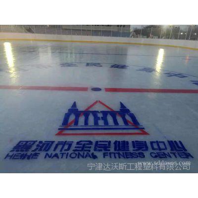 冰球场围栏-黑河市全民健身中心冰球场地围网围栏