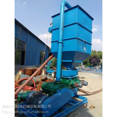 散粮输送设备多功能 气力电动吸粮机用途