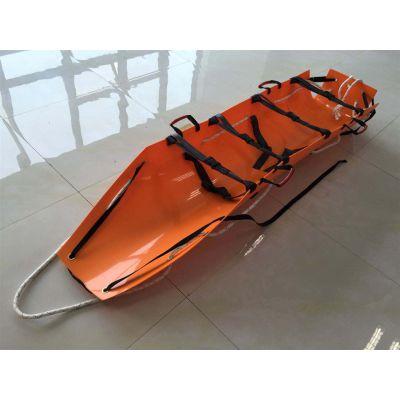 供应船用水面漂浮救援硬担架厂家