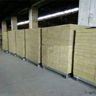 原平市增强硬质砂浆 内墙岩棉复合板一平米