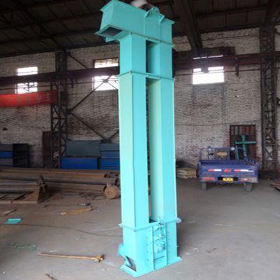 性能稳定链板输送机选用标准密封 石块斗式提机