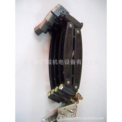 3P*30A台鑫集电刷/电轨集电架/导电轨集电器碳刷集电器/导电器