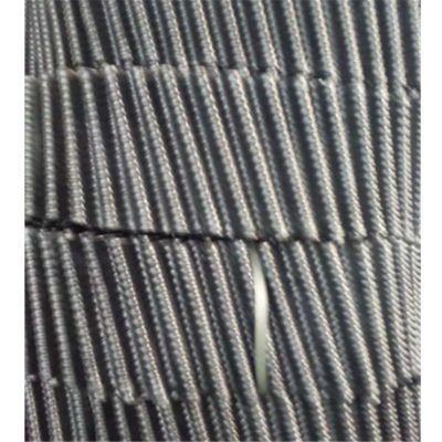 圆型塔填料黑色 PP耐高温散热片 PP材质耐温80度左右 品牌华庆