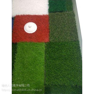 辽宁省本溪市溪湖人工草坪足球场施工流程环保地毯直销