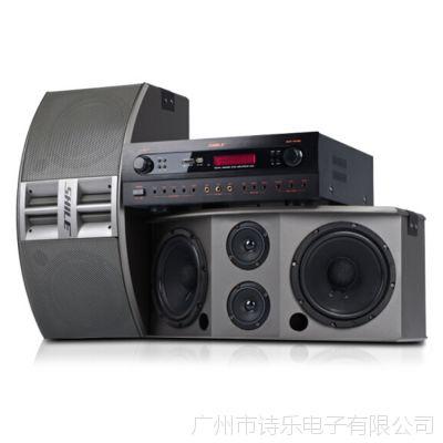 狮乐舞台音响组合套装AV1018/88高端KTV卡拉OK功放音箱设备