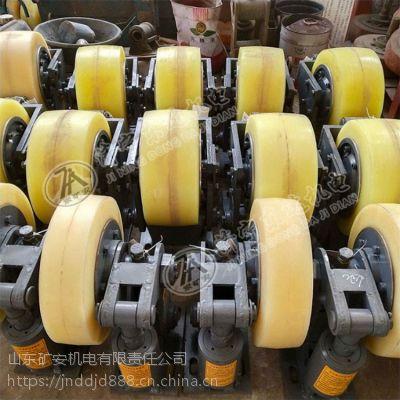 LS42.5双轮滚轮罐耳 罐笼缓冲器导向轮