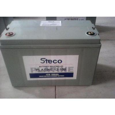 直流屏电池 法国时高蓄电池PLATINE12-200 12V200AH原装正品 厂家