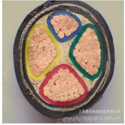 上海易初 厂家直销  YJV22 3×10+1×6铠装直埋电力电线电缆