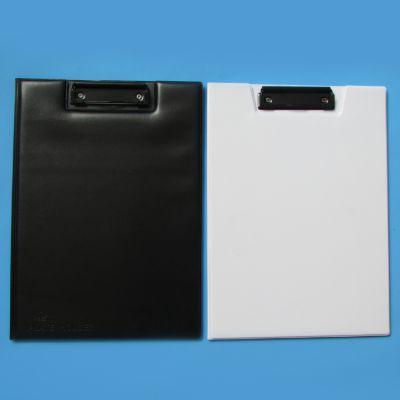 深圳PVC板夹 学生书写a4垫板 经理夹 PVC面电压纸板文件夹