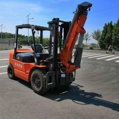 厂家定制3-10吨叉车吊臂,叉车飞臂吊,叉车配吊臂