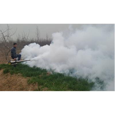 大棚黄瓜烟雾机 背带喷药机 杀虫弥雾机型号