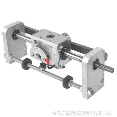 GP15光杆排线器C型 内开200mm 收线器收管机纺机配件废边机箭杆织