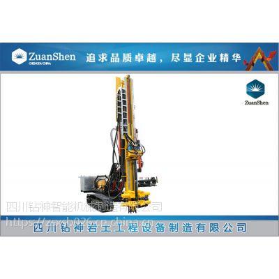 四川钻神 厂家直销ZML100履带式多功能工程钻机