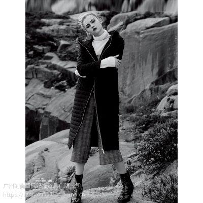 品牌女装折扣尾货服装品牌货源一手批发