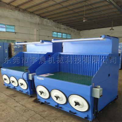 广东打磨除尘器 焊接打磨一体式工作台生产厂家 宇晨科技