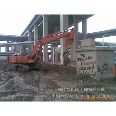 上海青浦区挖掘机出租,赵巷镇60挖掘机租赁