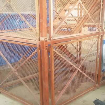 广州安全爬梯黔南箱式安全梯笼基坑梯笼爬梯通达生产厂家
