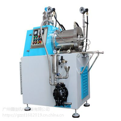 儒家机电厂家供应DF30L防爆涂料卧式砂磨机