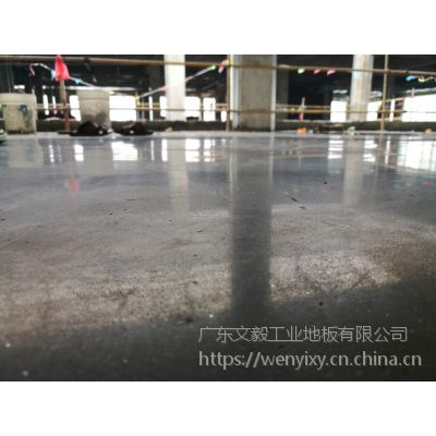 惠州淡水水泥地起砂处理+秋长水泥地抛光固化
