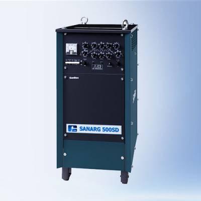 代理销售日本三社电焊机SD-5000TP-C1C,三社氩弧焊机SANARG500SD