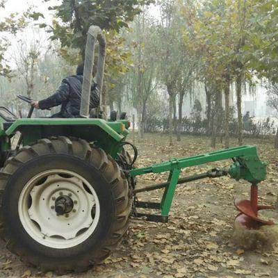 山东建达市政优质挖坑机 广元植树挖坑机