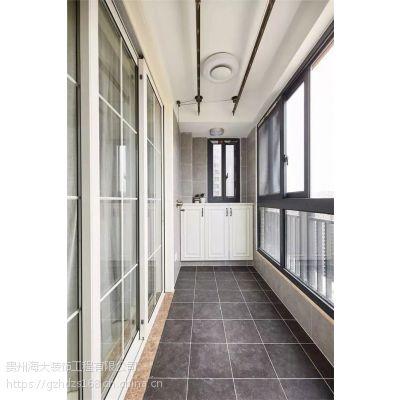 贵阳装修公司|如何巧妙利用阳台空间?阳台空间改造