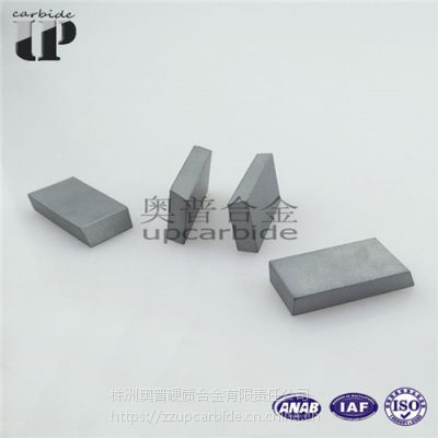 YG6X钨钴硬质合金钮扣刀 碳化钨钴合金成型异形刀片