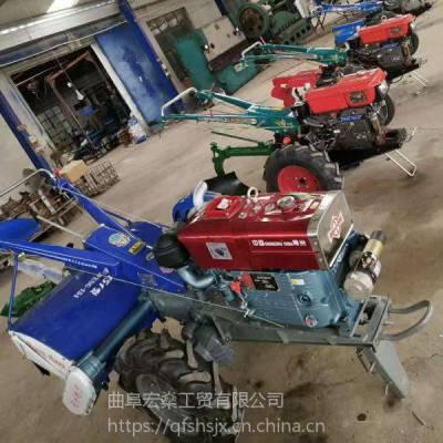 小型家用手扶旋耕打田机 手扶旋耕机及各种农机具